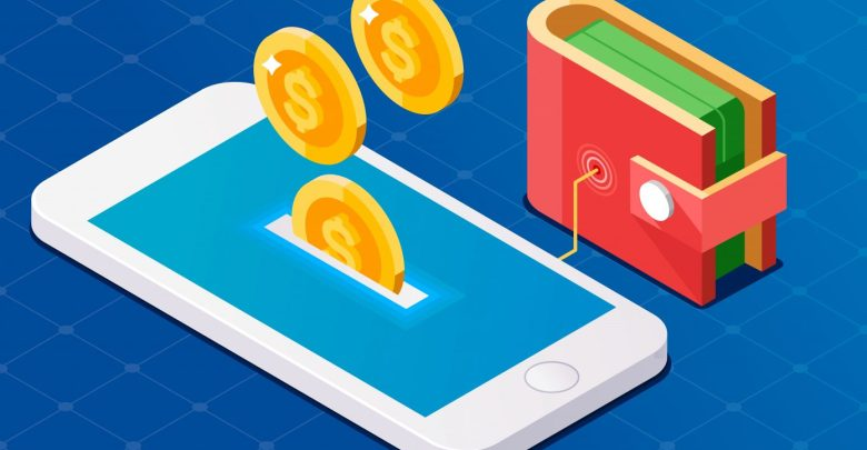 You use a digital wallet to send and receive cryptocurrency.