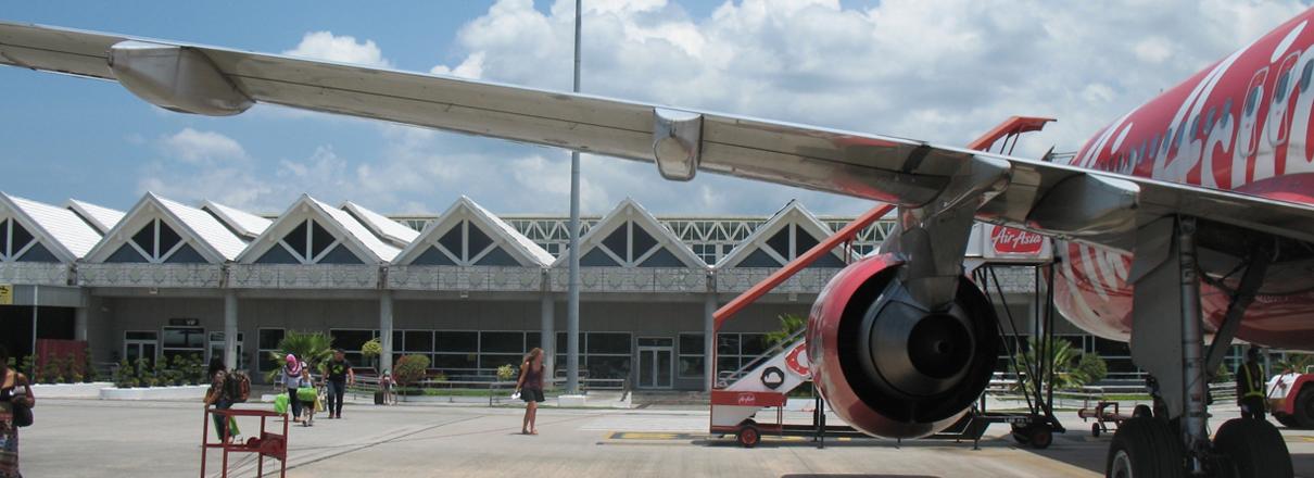 Lapangan Terbang Antarabangsa Langkawi