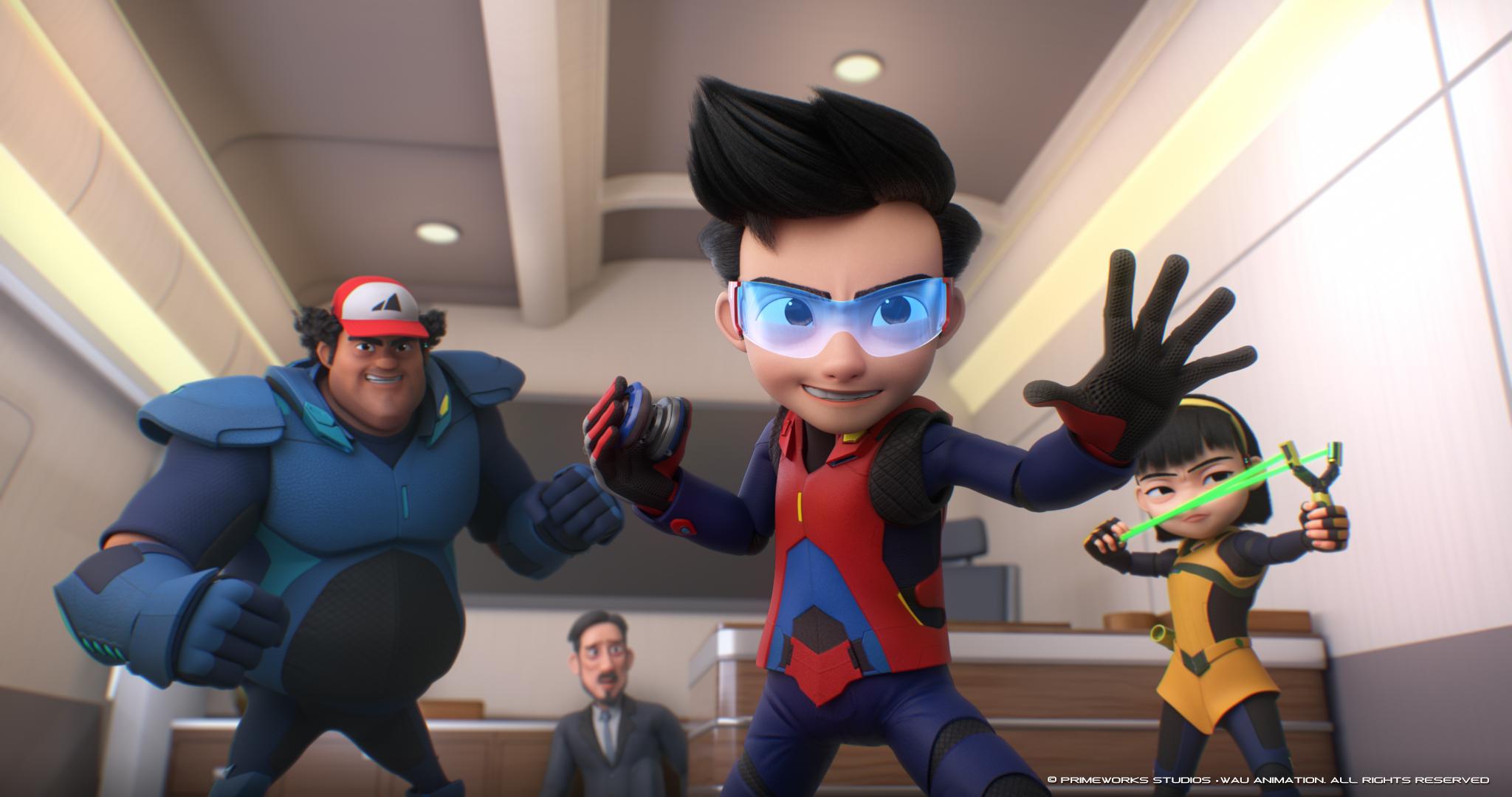 Image from Primeworks Studios