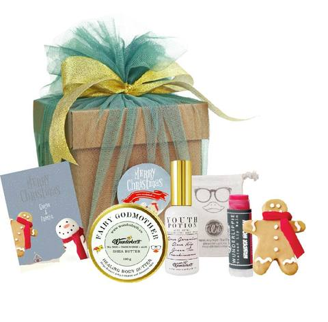 Gingie's Essentials Gift Set.