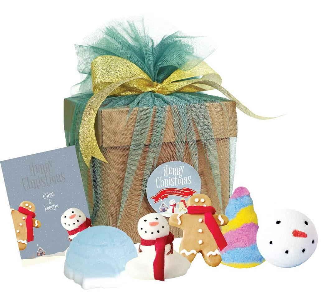 Frostie & Friends Gift Set.