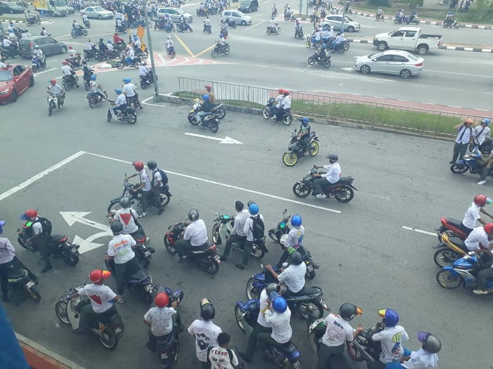 Image from Melaka Daily/Facebook