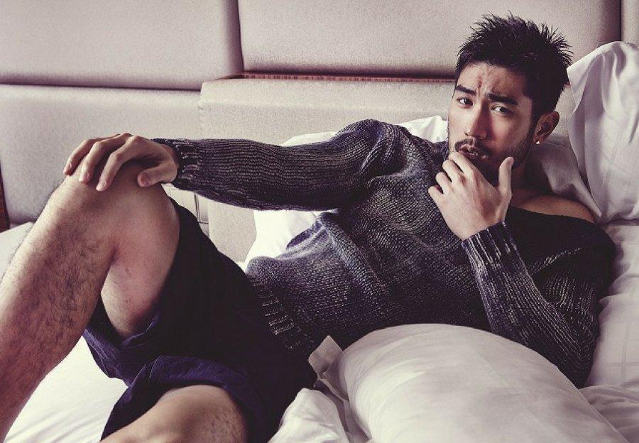 Model-actor Godfrey Gao dies on set