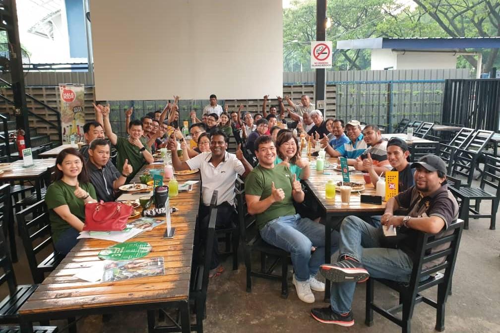Klang Valley Teh Tarik Session