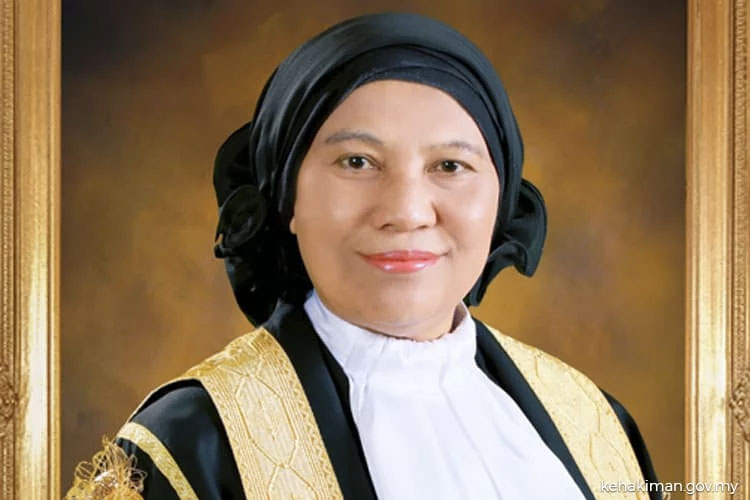 Datuk Rohana Yusof appointed as the president of the Court of Appeal.