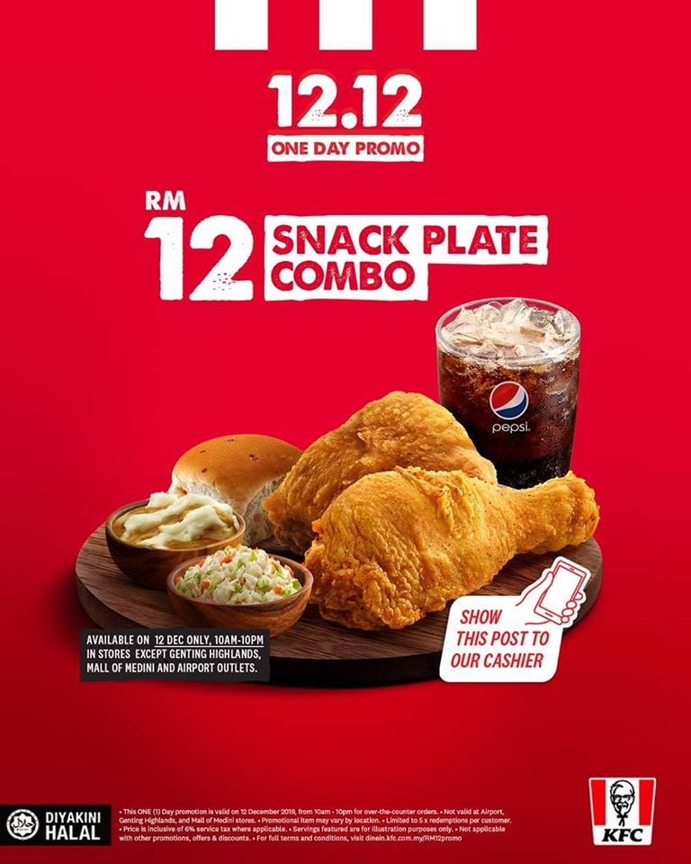 Image from KFC Malaysia/Facebook