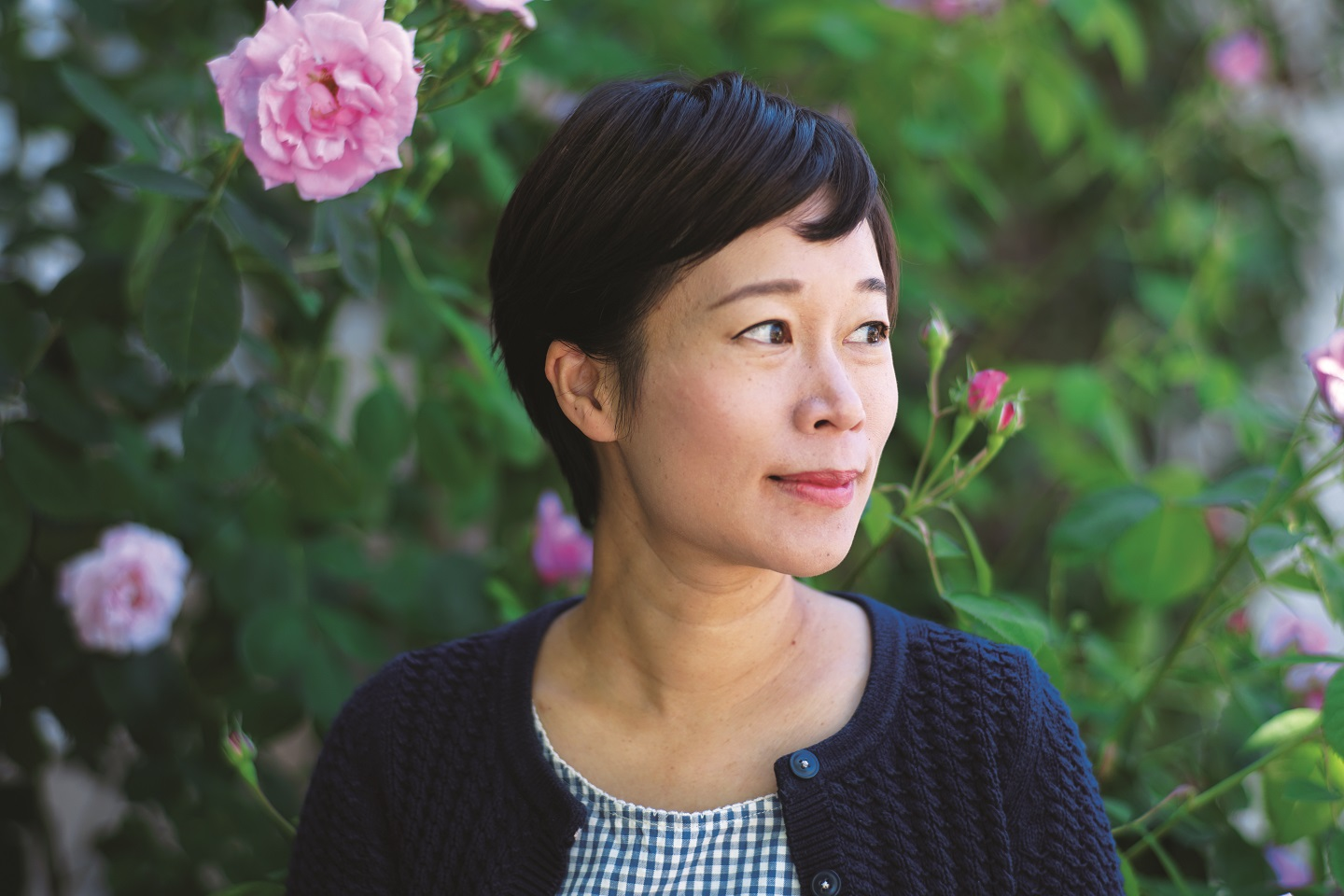 Yangsze Choo, author of 'The Ghost Bride'.