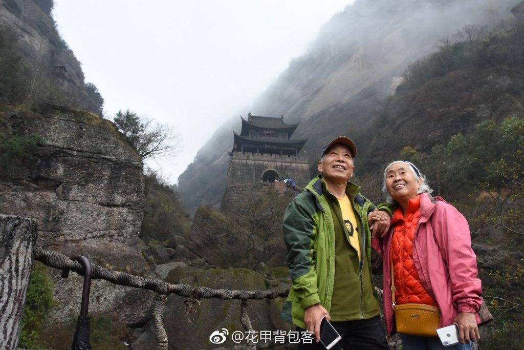 Image from 花甲背包客/Weibo