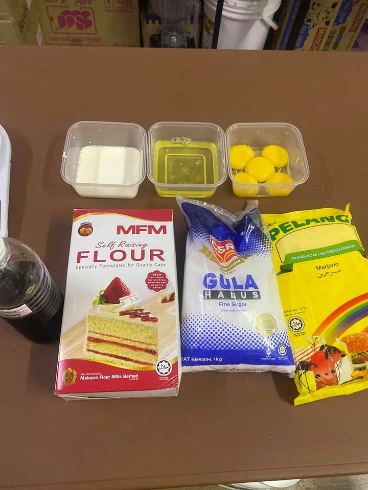 resepi kek marble sukatan cawan azlina ina pin  mufin cupcake cake cooking fanpage kek Resepi Kek Marble Sukatan Cawan Azlina Ina Enak dan Mudah