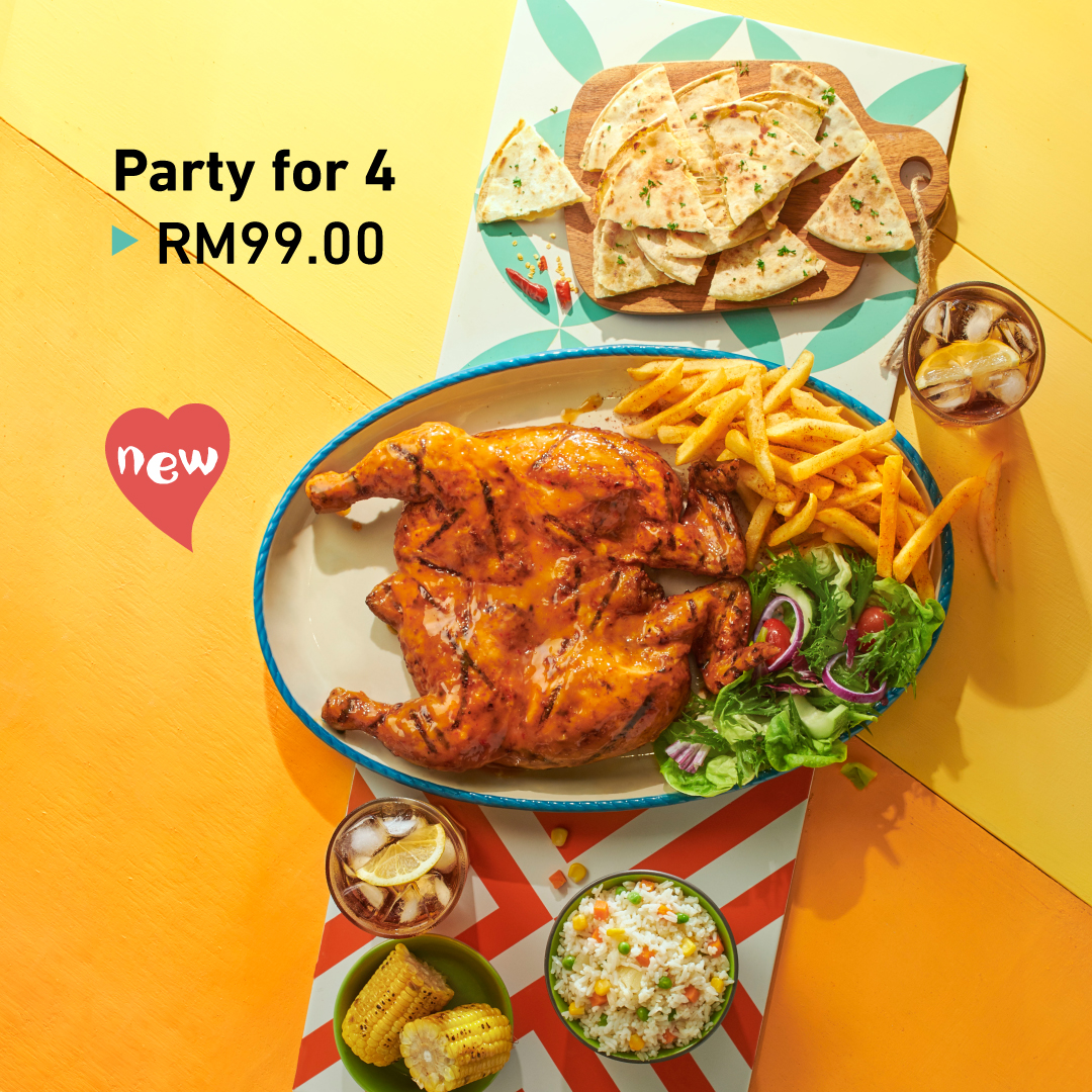 Image from nandos.com.my