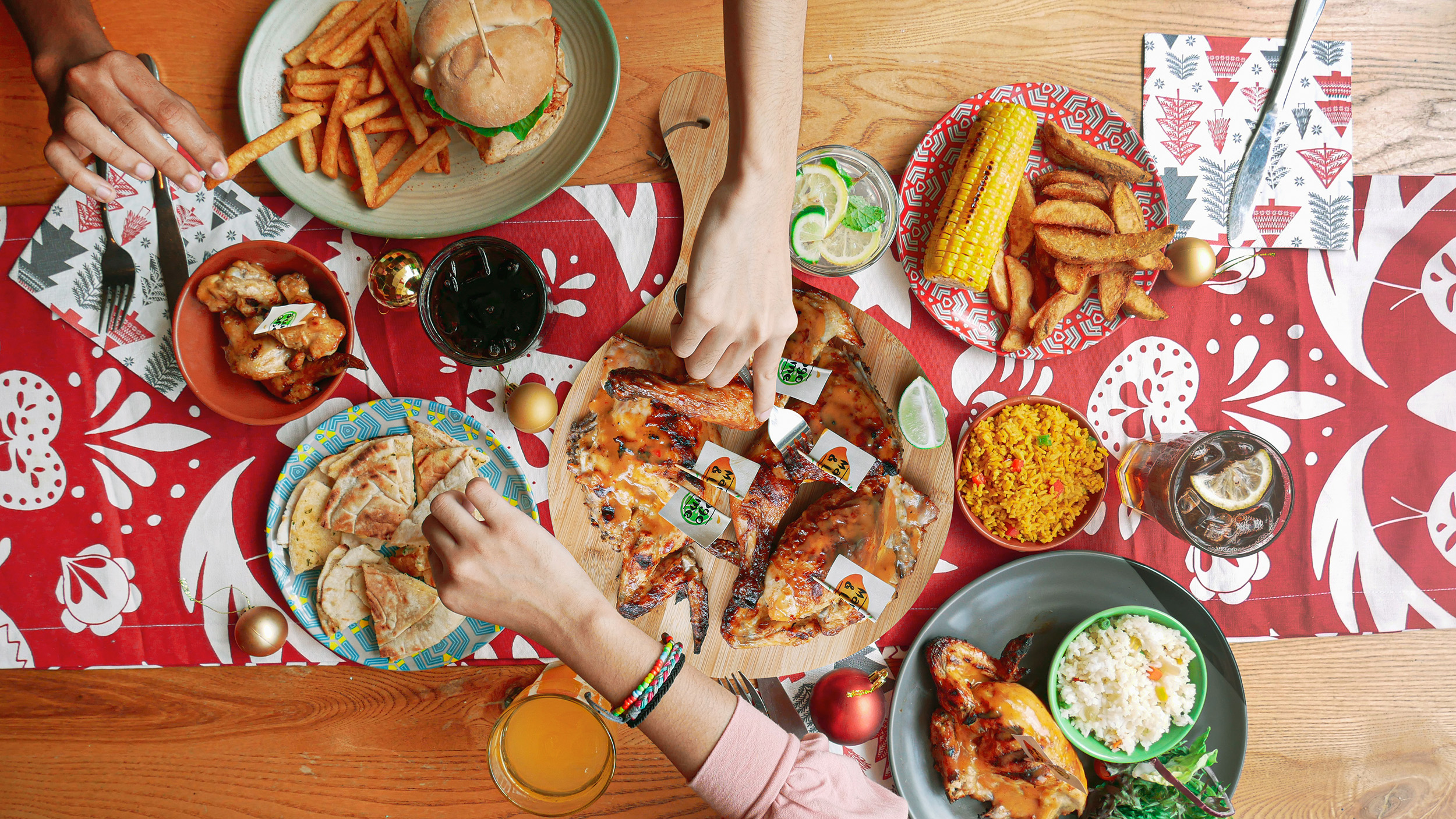 Image from Nando's