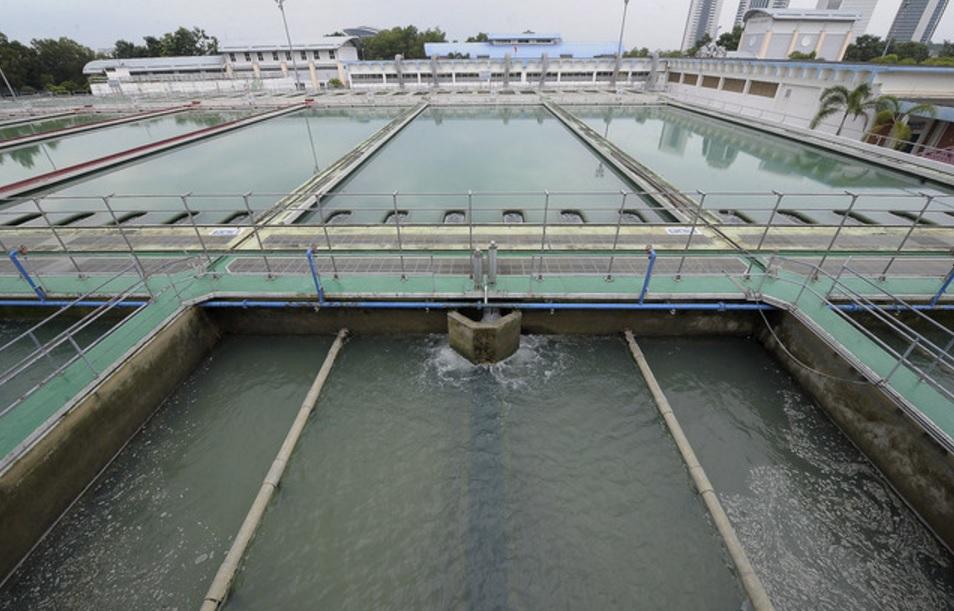 Sungai Semenyih Water Treatment Plant.