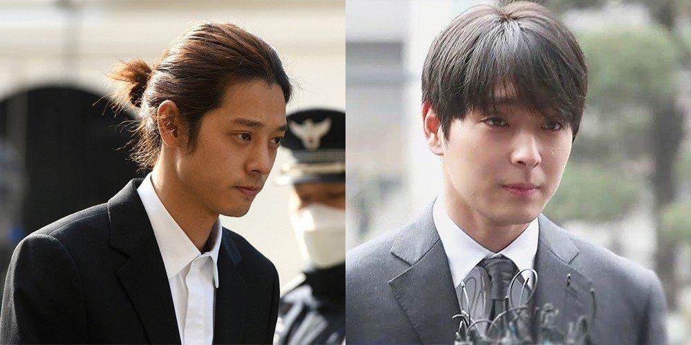 Jung Joon Young & Choi Jong Hoon.