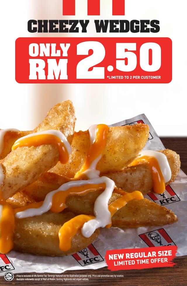 Image from KFC Malaysia