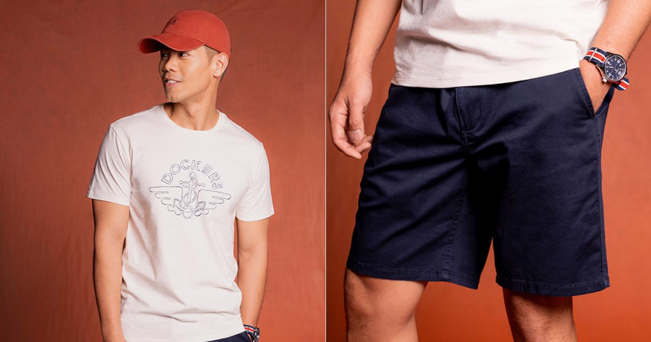 Image from Dockers Malaysia | Edited by SAYS