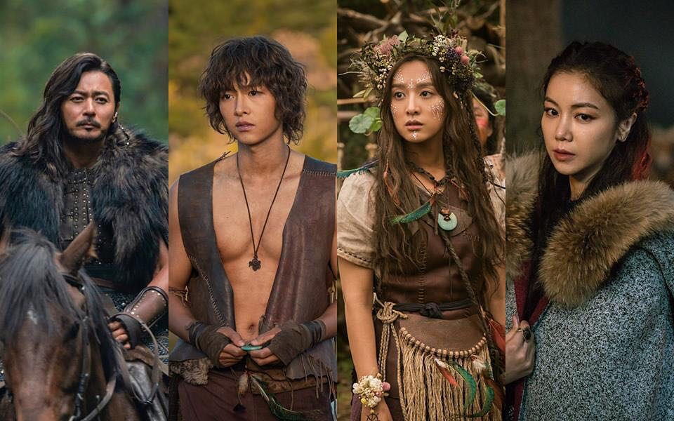 Image from Arthdal Chronicles Korea Drama (Facebook)