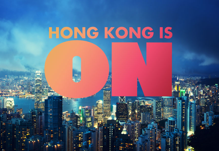 Image from Hong Kong is On