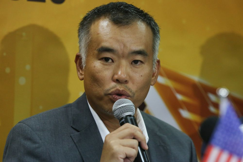 A&W Malaysia Sdn Bhd's CEO George Ang.