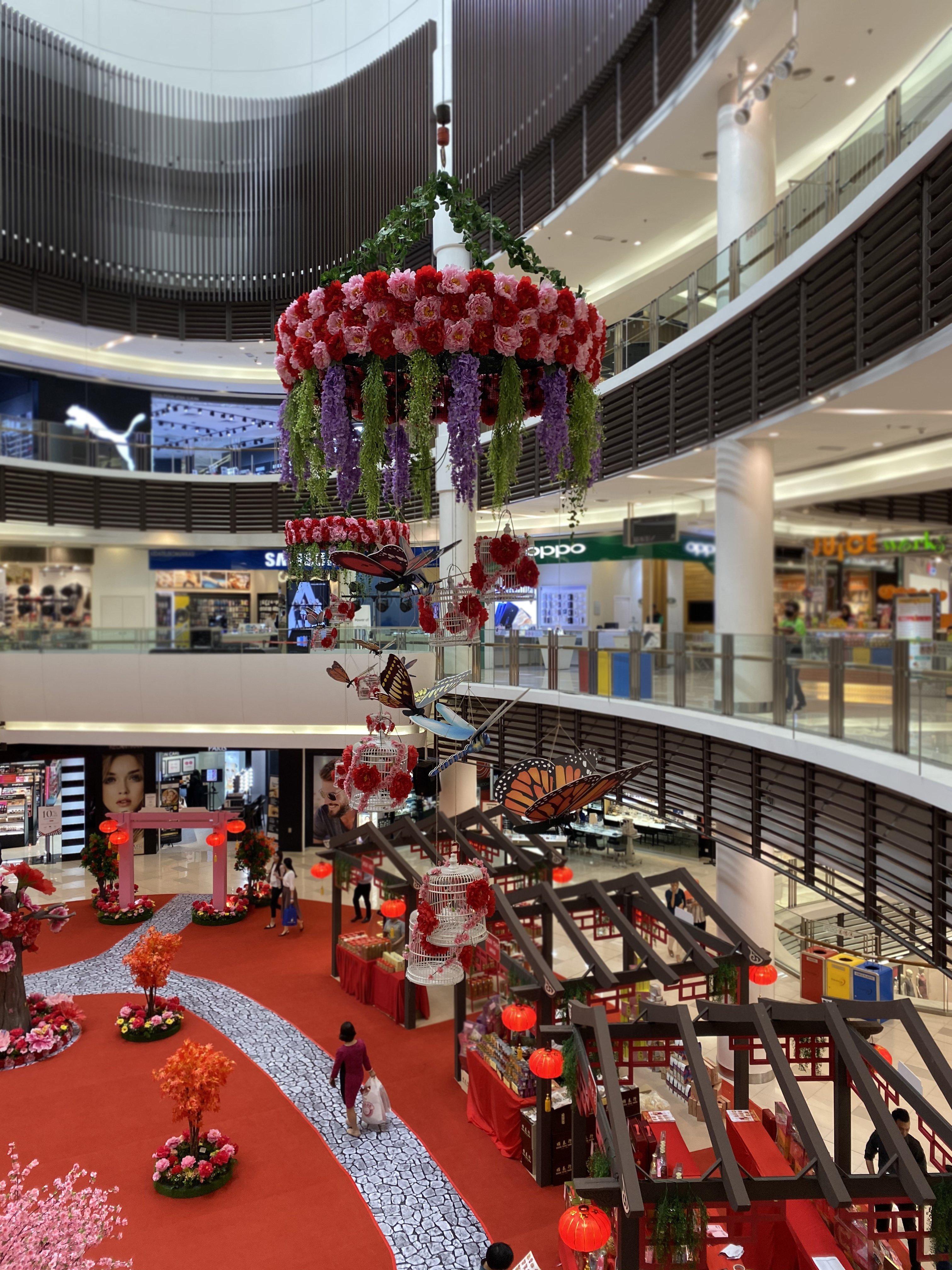 Image from Paradigm Mall Petaling Jaya/Facebook