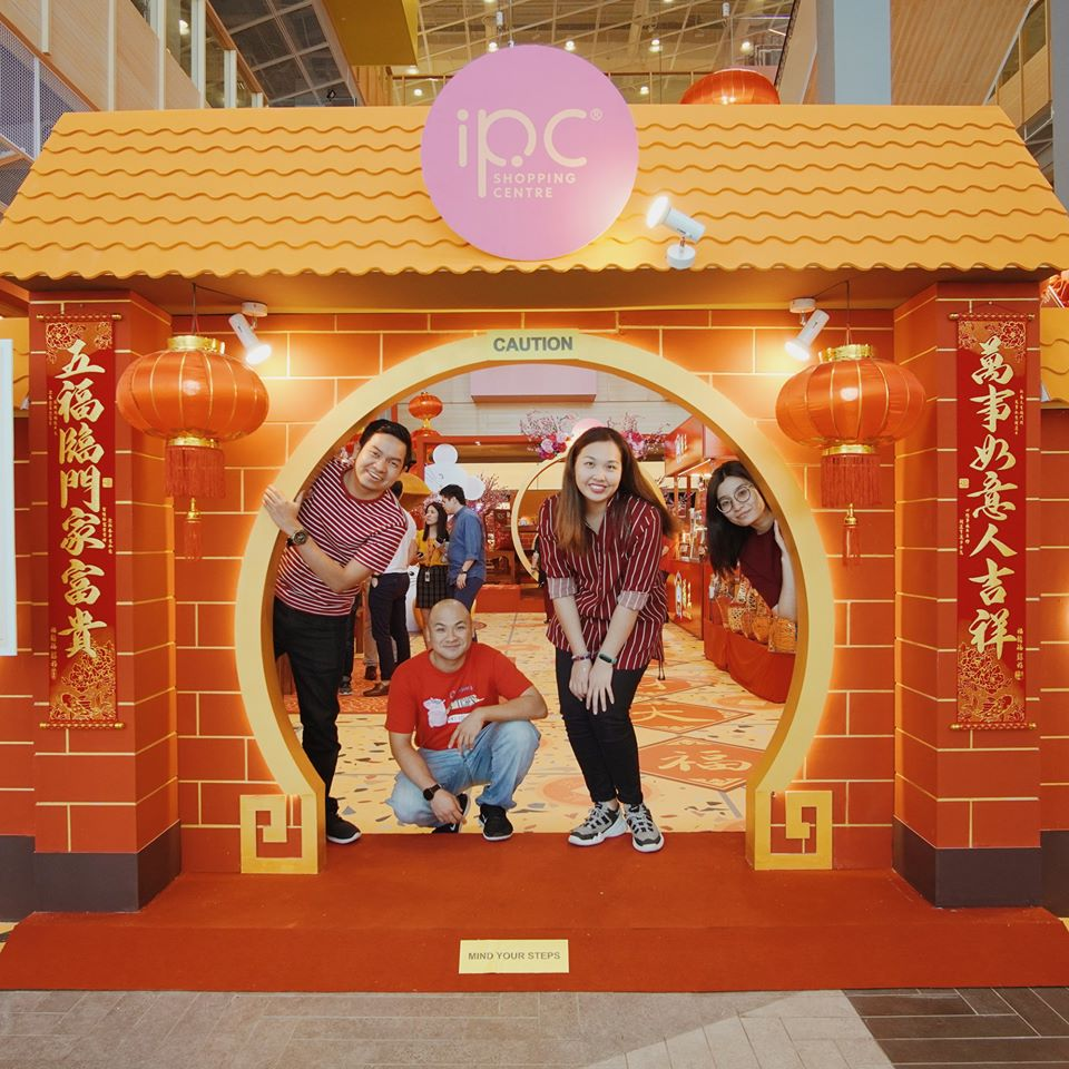 Image from IPC Shopping Centre/Facebook