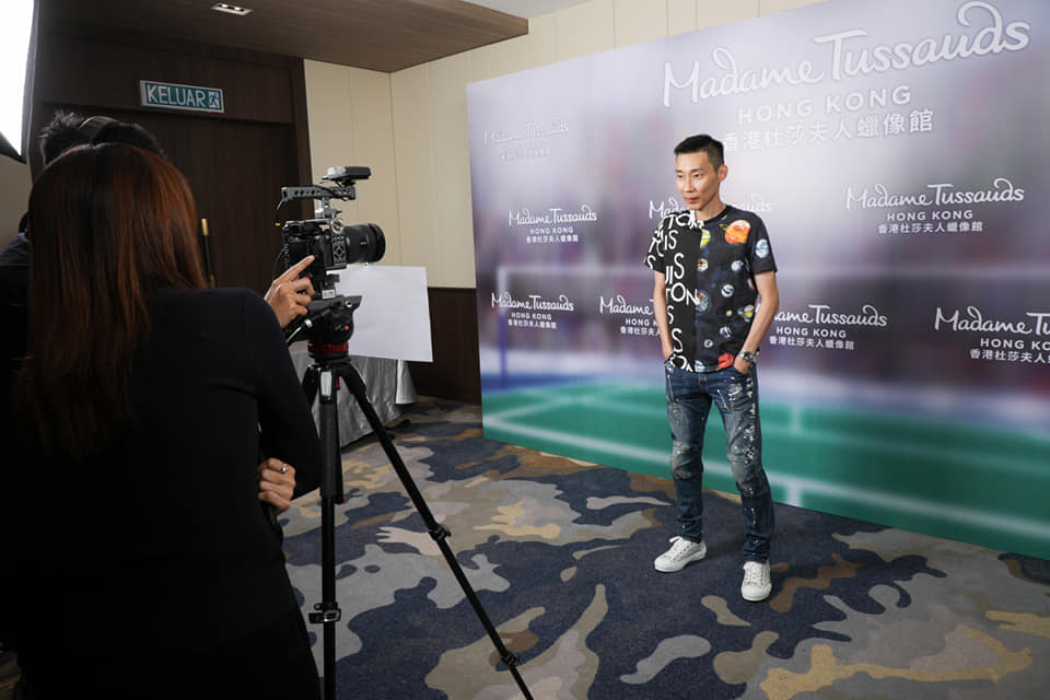Image from Facebook Lee Chong Wei 李宗伟