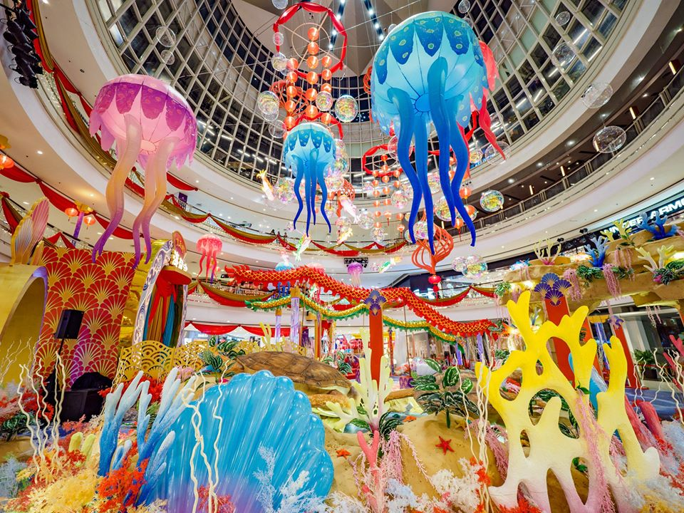 27 CNY 2020 Mall Decorations In Malaysia To Check Out