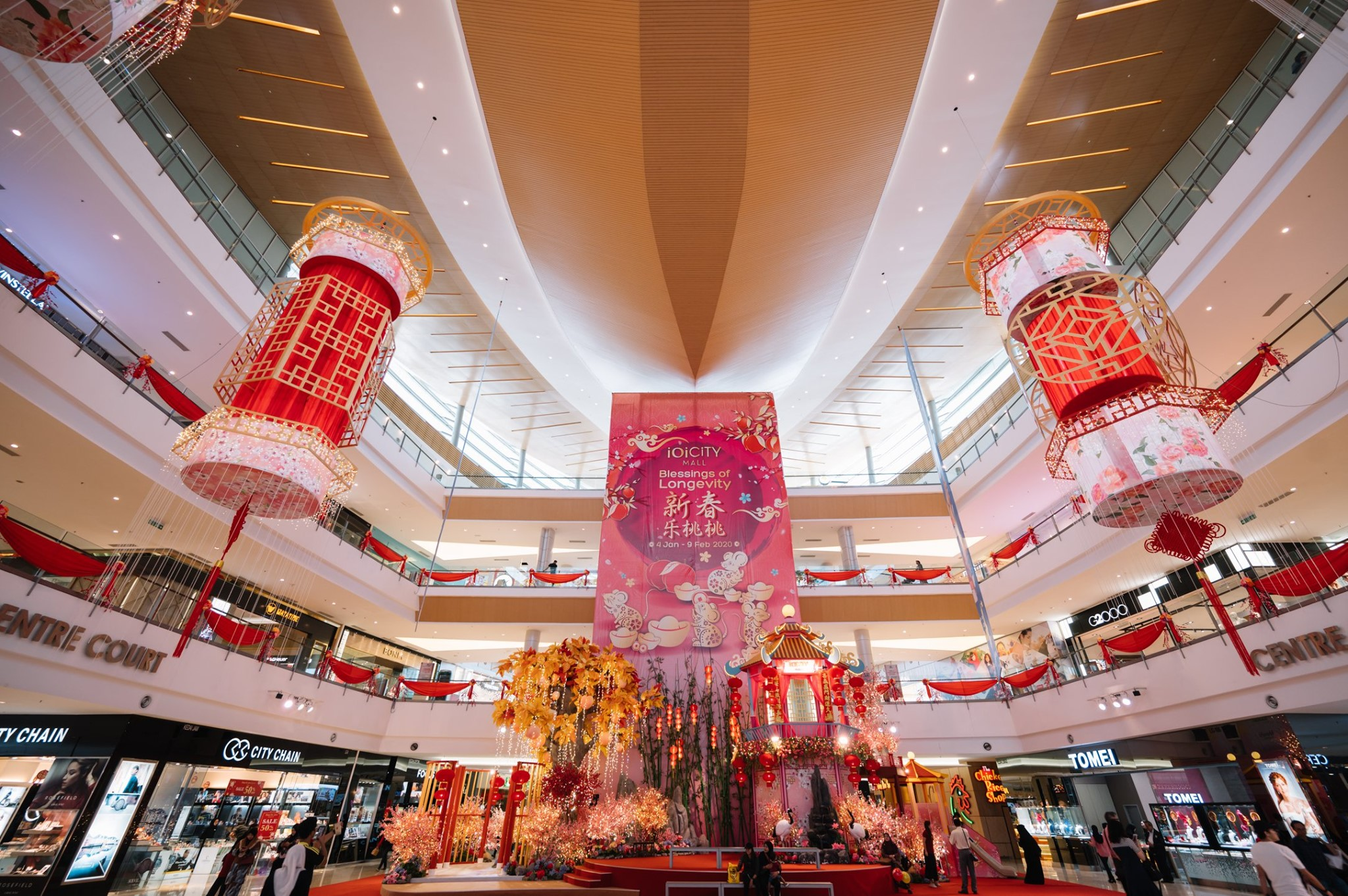 Image from IOI City Mall/Facebook