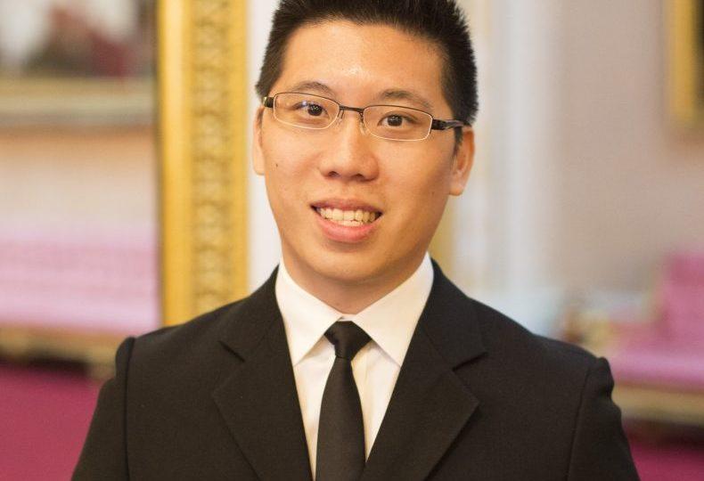 Mark Cheng Jin Quan.