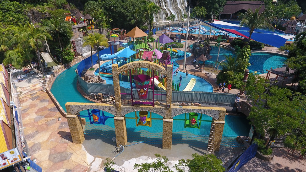 Image from Sunway Lagoon