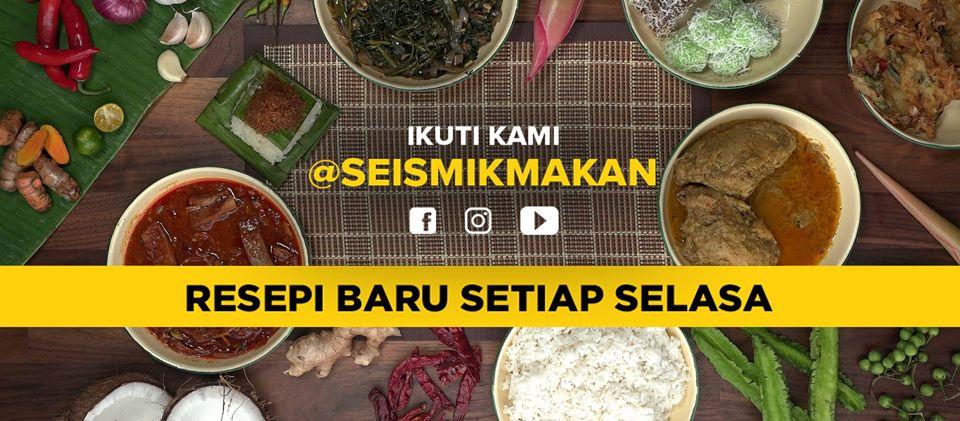 Image via Facebook Seismik Makan