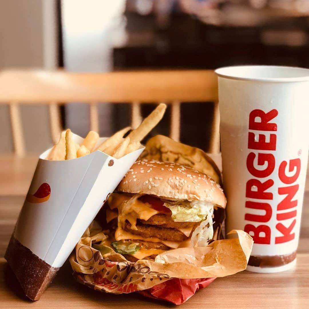 Image via Facebook Burger King Malaysia