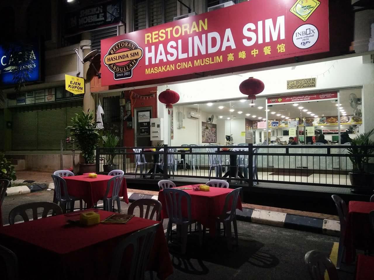 Image from Restaurant Haslinda Sim Abdullah/Facebook