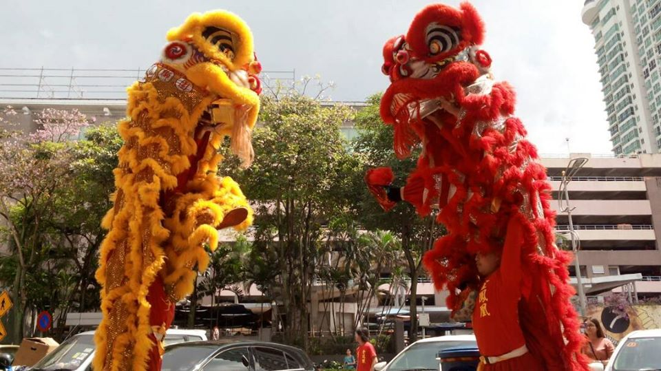 Image from Chung Hwa Wushu And Lion Dance Malaysia/Facebook