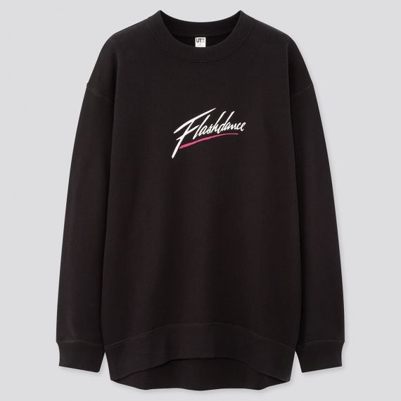 Front, Flashdance Sweatshirt
