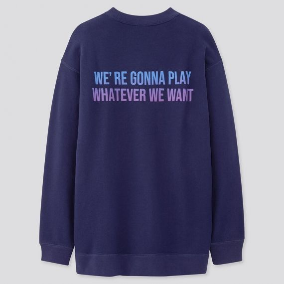 Back, La La Land Sweatshirt