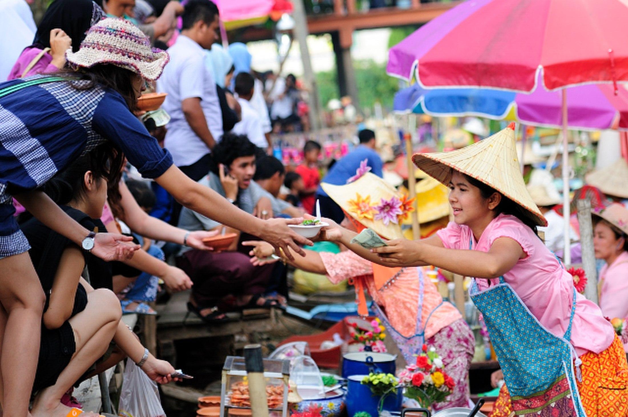 Floating Market, Khlong Hae.