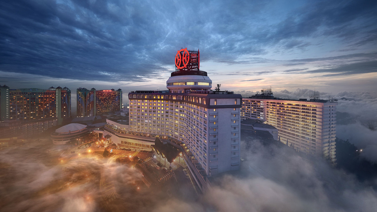 Image from Genting Highland New Project/Facebook
