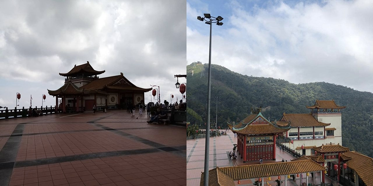 Photos of Chin Swee Caves Temple, Genting Highlands posted yesterday, 5 February.