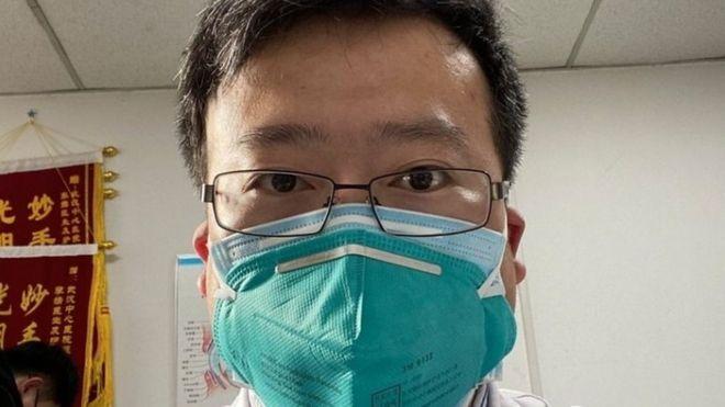 Doktor Li.