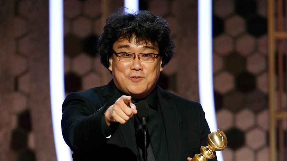 'Parasite' director, Bong Joon-Ho.