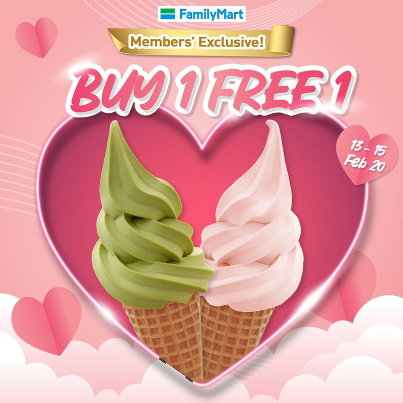 Image from FamilyMart Malaysia/Faceook