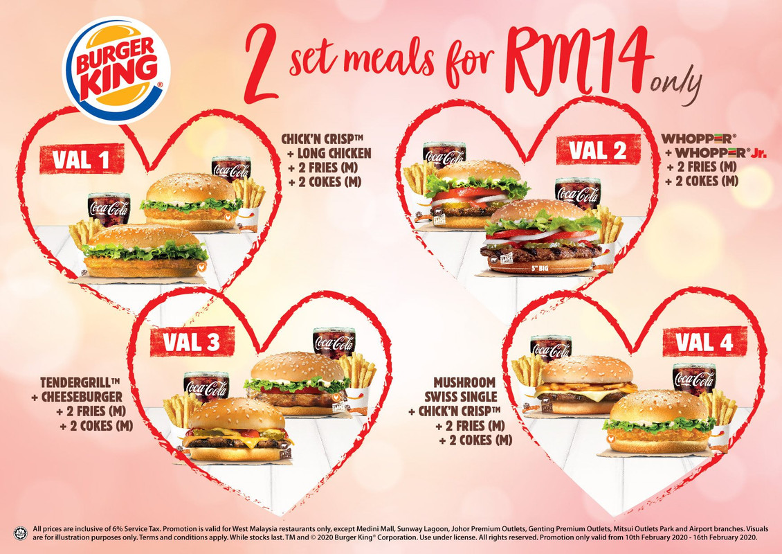 Image from Burger King Malaysia/Facebook