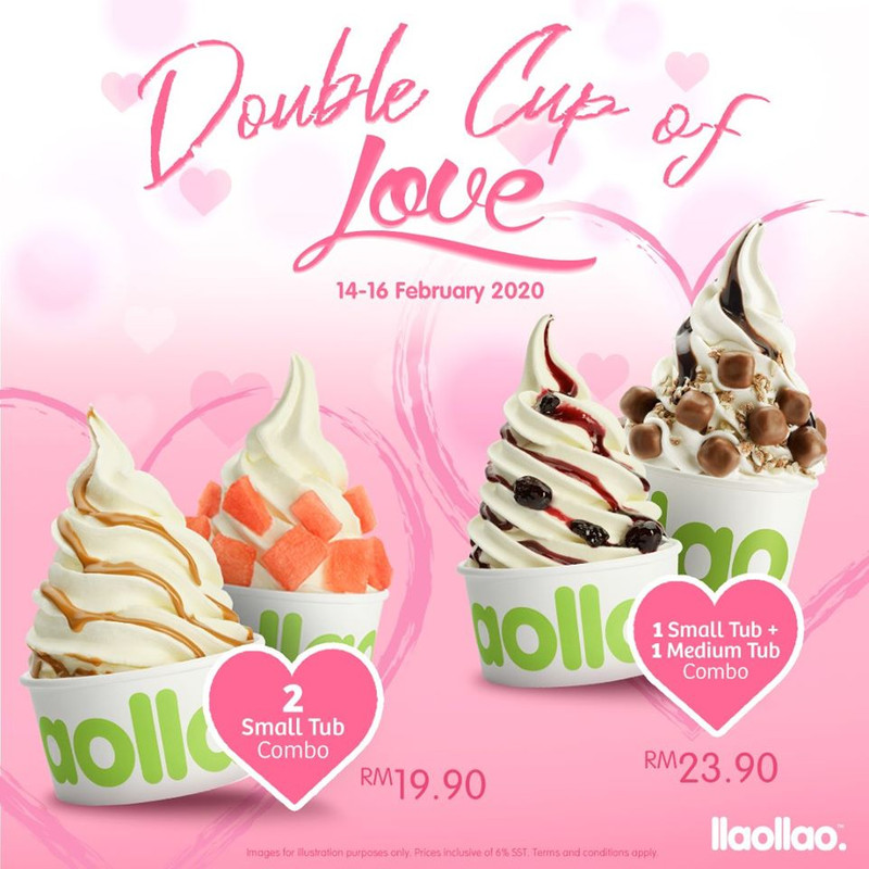Image from llaollao Malaysia/Facebook