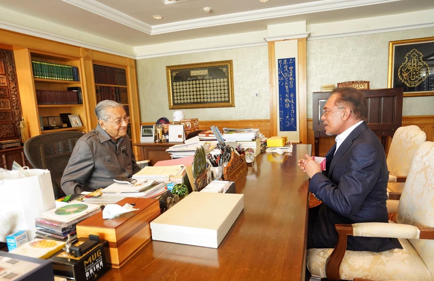 Image from Anwar Ibrahim/Facebook