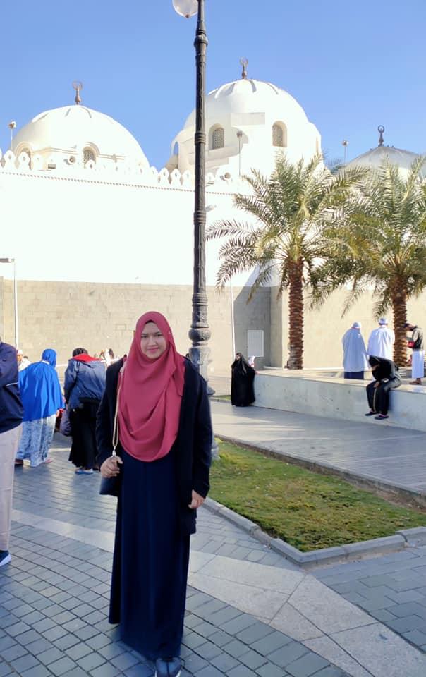 Masjid Quba'.