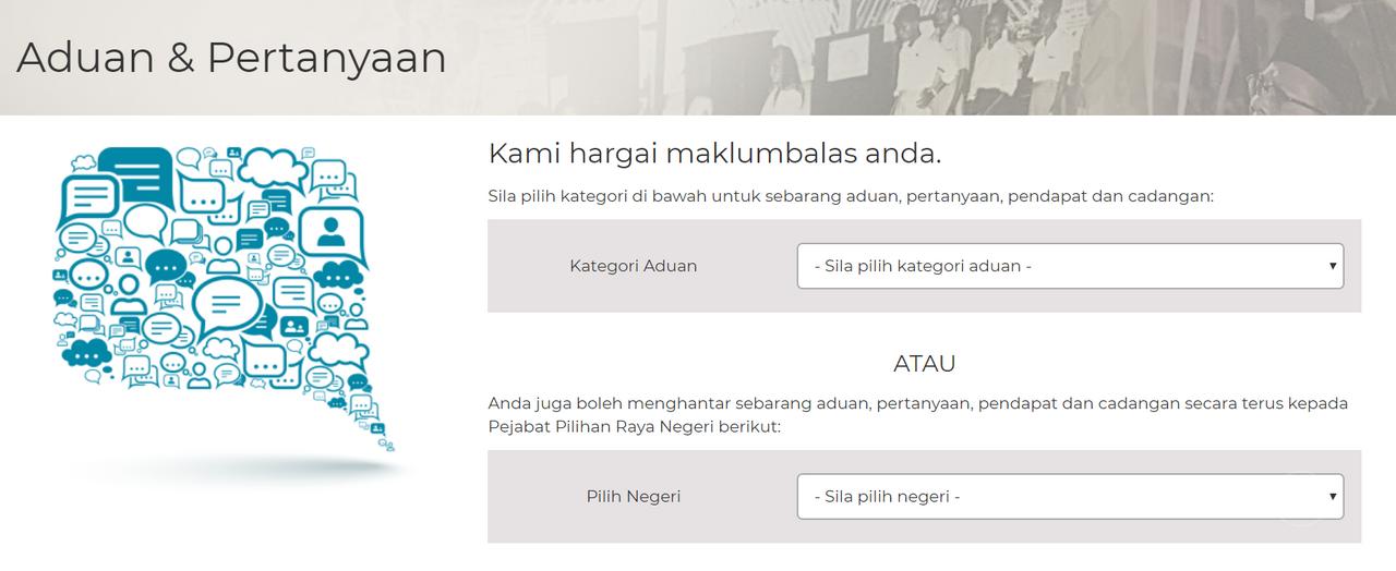 Image from Suruhanjaya Pilihanraya Malaysia