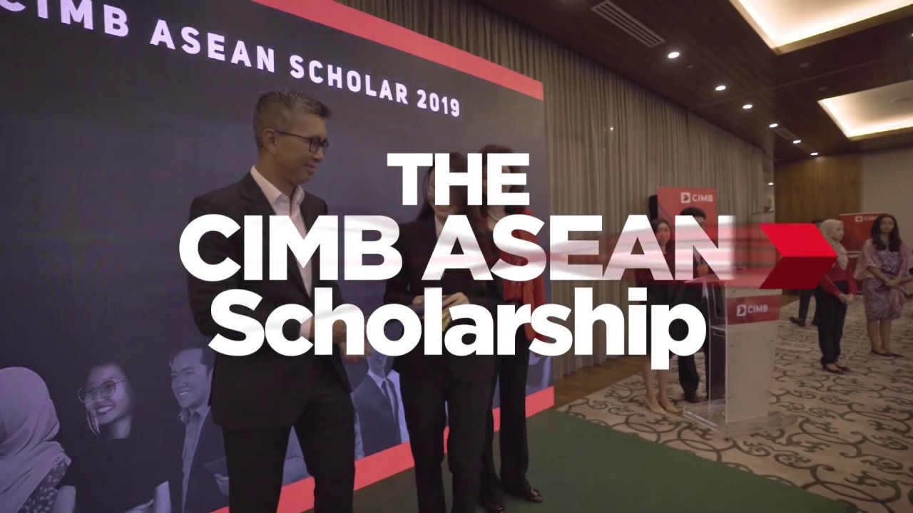 Image from CIMB ASEAN Scholarship