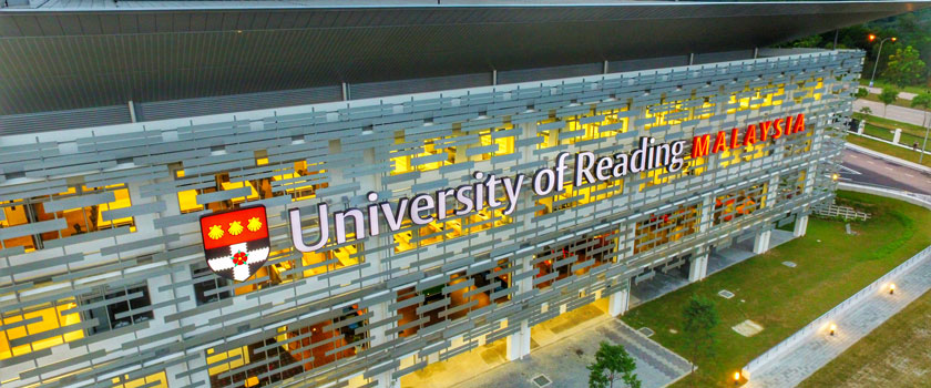 Image from University of Reading Malaysia