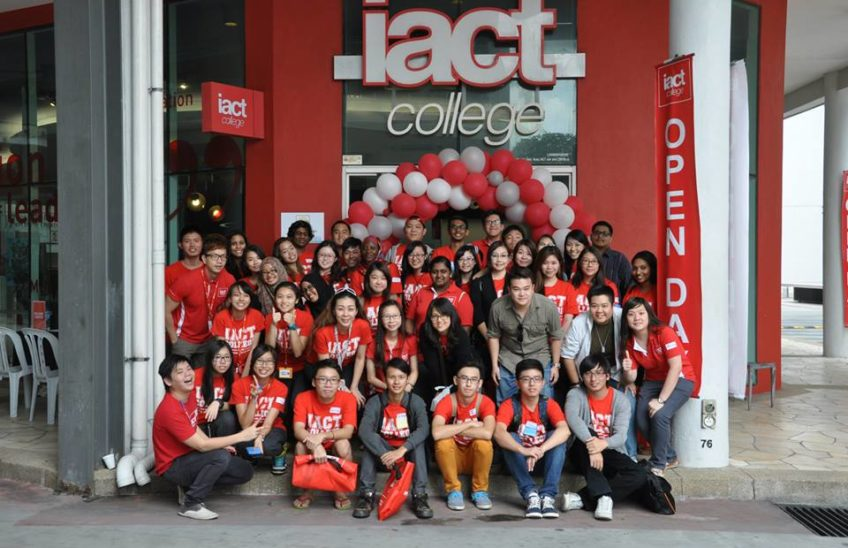 Image from IACT College