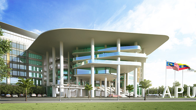 Image from Asia Pacific University